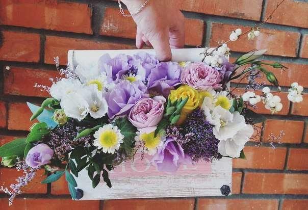 "Фото 11540890 в коллекции Портфолио - Студия декора и флористики ""Magnolia flowers"""