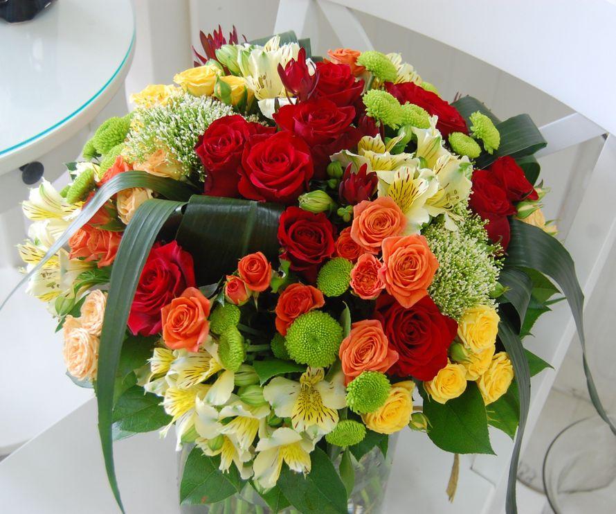 "Фото 11540930 в коллекции Портфолио - Студия декора и флористики ""Magnolia flowers"""