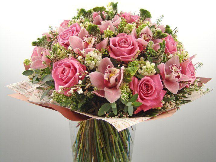 """Фото 11541236 в коллекции Букеты и композиции по любому поводу - Студия декора и флористики """"Magnolia flowers"""""""