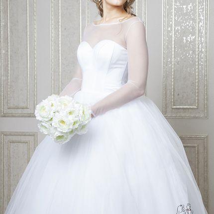 Свадебное платье Утонченность