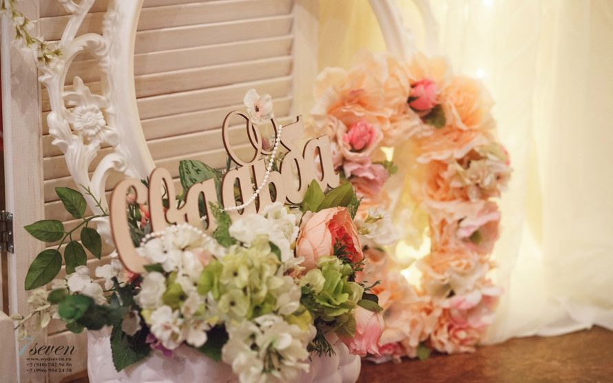 "Фото 12589982 в коллекции Ресторан ""Орхидея""  - Арт-студия декора и флористики ""кАРТон"" (7seven)"