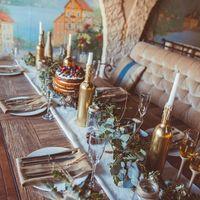 Оформление интерьера: Студия декора «Dreamland».