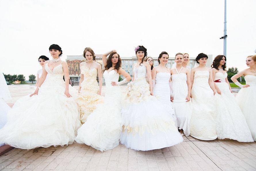 Фото 11600036 в коллекции Парад невест 2015 - Выездной салон красоты