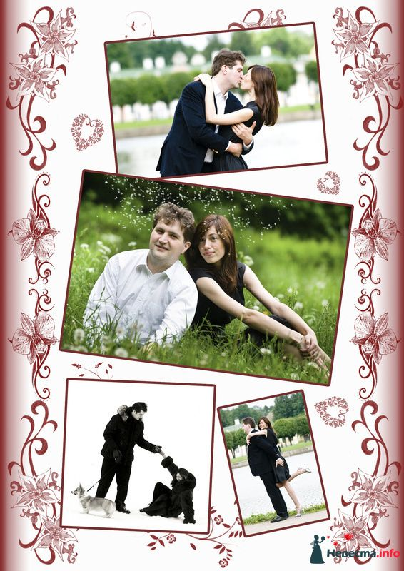 Фото 117787 в коллекции Свадебный буклет - Mitiko