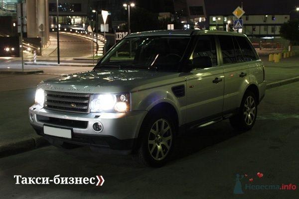 Фото 42777 в коллекции Range Rover Sport - Такси-бизнес - свадебный кортеж