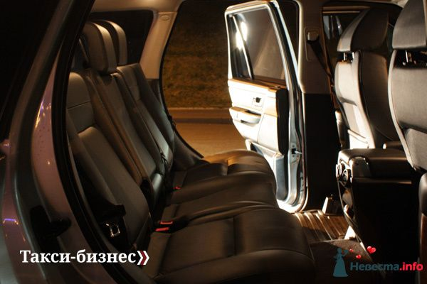 Такси Range Rover Sport - фото 83984 Такси-бизнес - свадебный кортеж