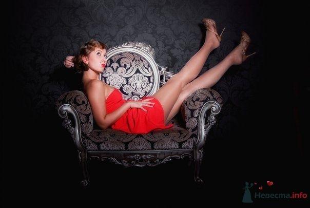 Прическа и макияж на фотосессию