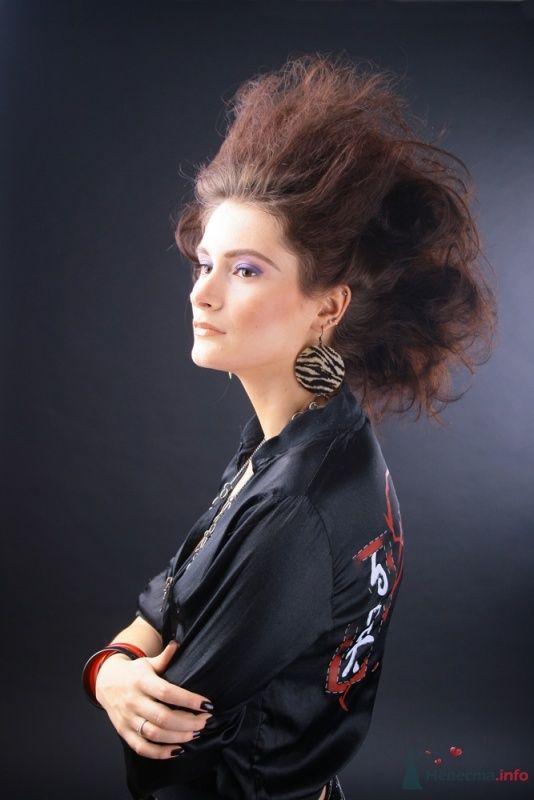 Образ для фотосессии: рок-девушка - фото 45836 Стилист-визажист Кандалова Елена