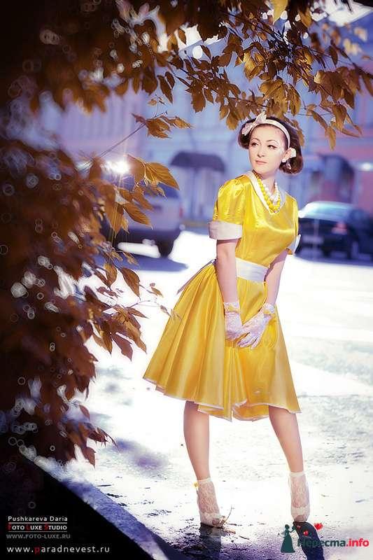 Стиляга Светлана. Парад невест в Москве 2010 - фото 105240 Стилист-визажист Кандалова Елена