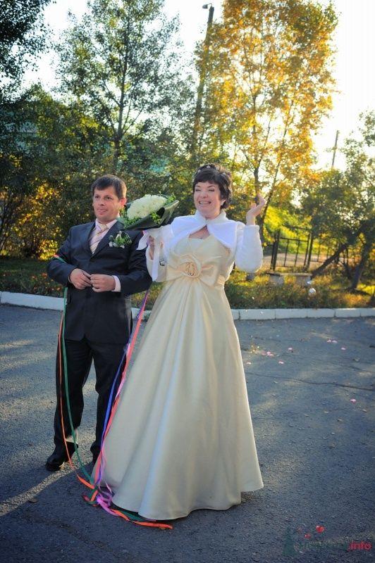 Фото 57619 в коллекции Наша свадьба глазами Катерины Черкашиной
