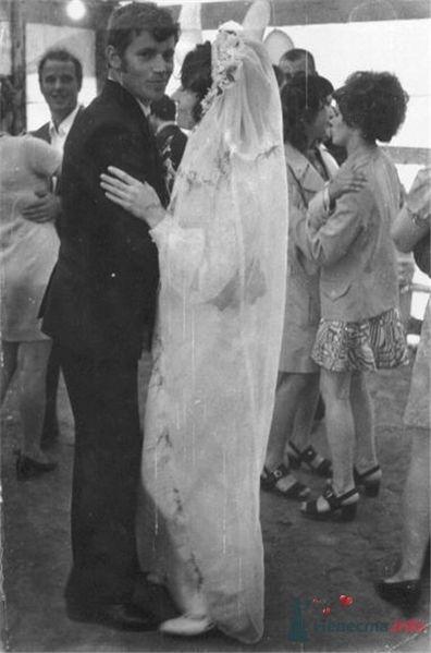 Фото 67018 в коллекции Свадебная мода - Солнышонок