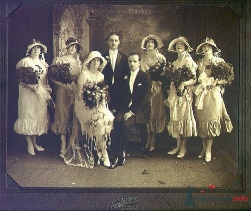 Фото 68119 в коллекции Свадебная мода - Солнышонок