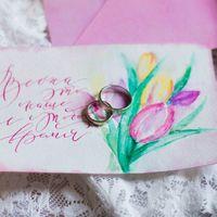 маленький анонсик Тюльпановая свадьба