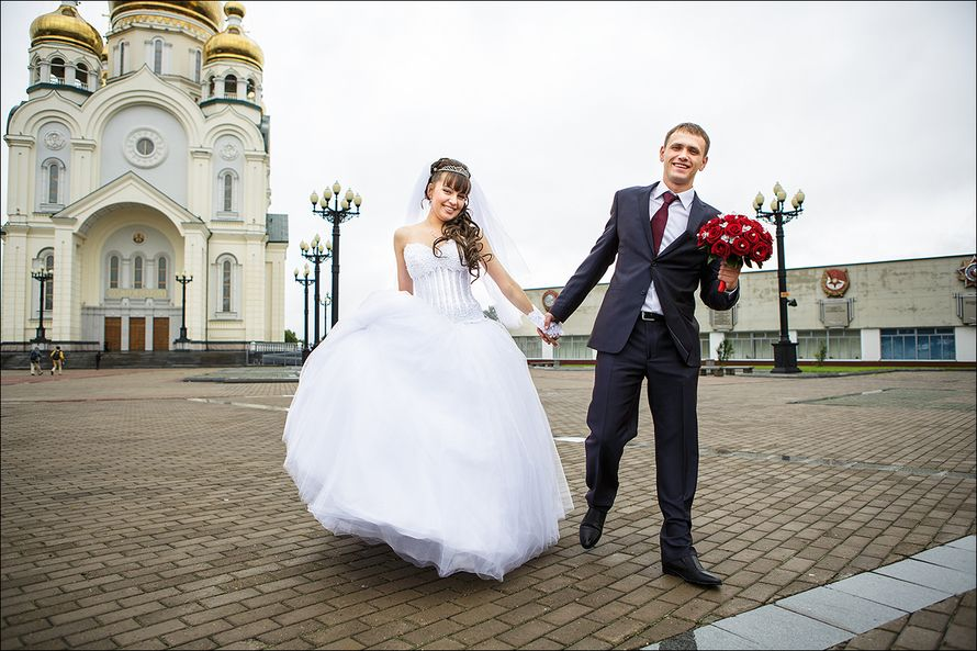 Фото 2199566 в коллекции Свадебное. - Литвак Олег Фотограф