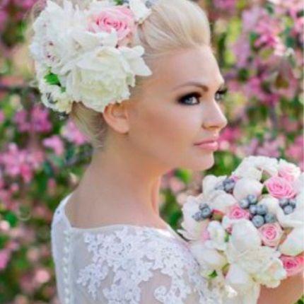 Украшение жениха и невесты