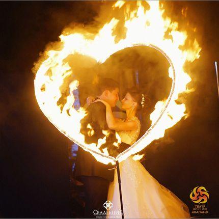 Огненное шоу Испания