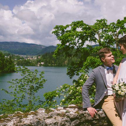 Организация свадьбы в Словении