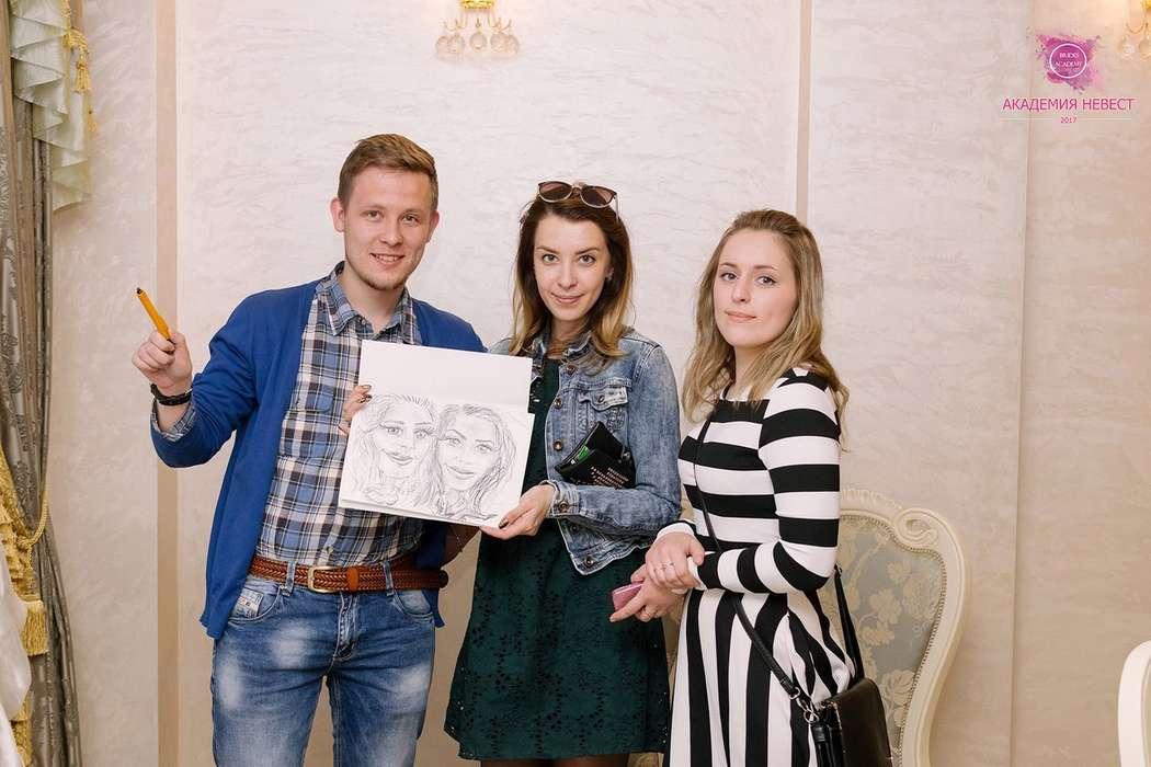 Фото 18017402 в коллекции Портфолио - Алексей Магомедов - художник-шаржист