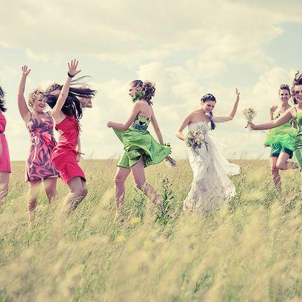 Танец подружек невесты/групповой танец 1 час