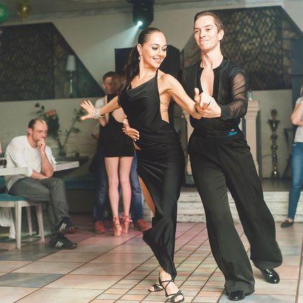 Бальный танец, латина 2-3,5 минуты