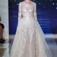 Свадебное платье коллекции 2017 г Длинные рукава – вечная классика