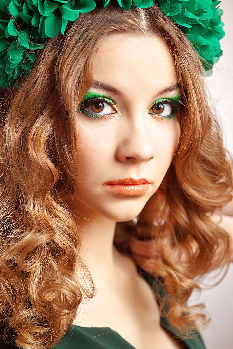 как нету макияж и прическа на фотосессию в новосибирске всего секции домах