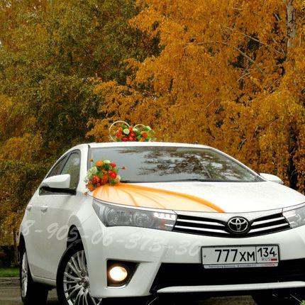 Аренда авто Toyota Corolla New, цена за 1 час