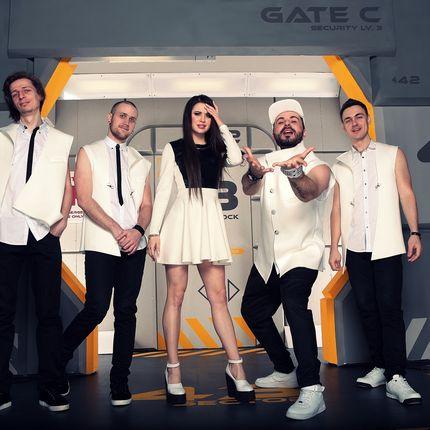 Выступление танцевальной группы «F.L.I.R.T.»