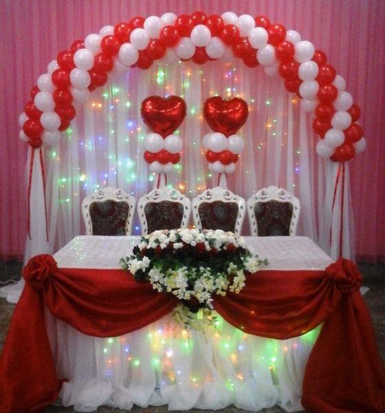 """Фото 17776642 в коллекции Свадьба в красном. Примеры - """"Волшебный мир"""" - студия оформления свадеб"""