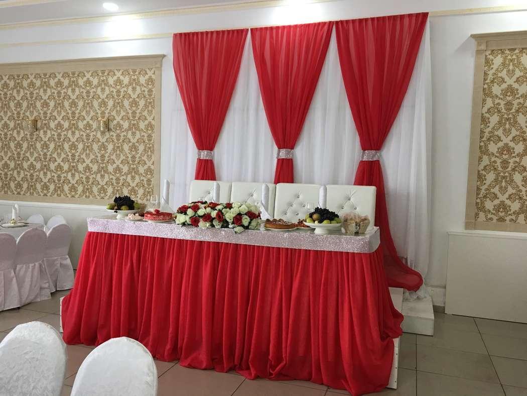 """Фото 17776646 в коллекции Свадьба в красном. Примеры - """"Волшебный мир"""" - студия оформления свадеб"""