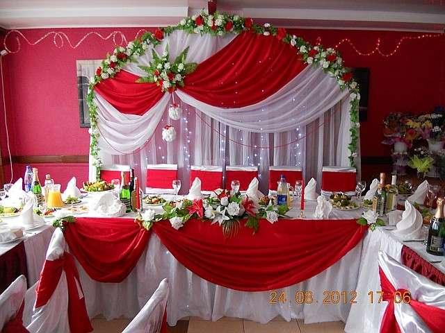 """Фото 17776650 в коллекции Свадьба в красном. Примеры - """"Волшебный мир"""" - студия оформления свадеб"""