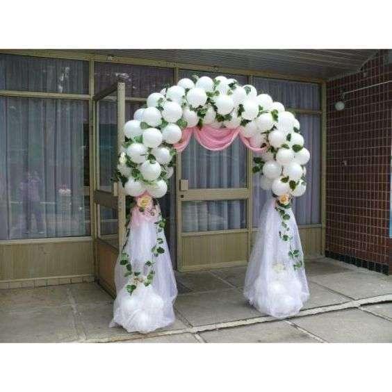 """Фото 18174616 в коллекции Арка для выездной регистрации - """"Волшебный мир"""" - студия оформления свадеб"""