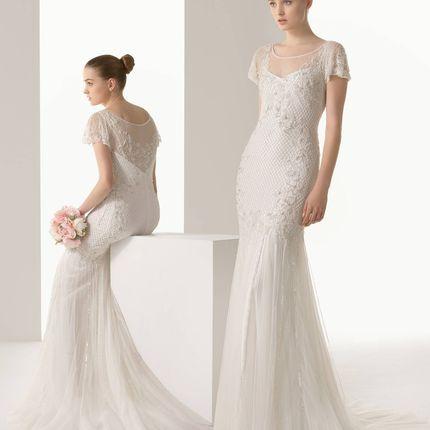 Свадебное платье Idilio от Rosa Clará Soft