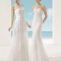 Свадебное платье Vertigo от Rosa Clará Soft.