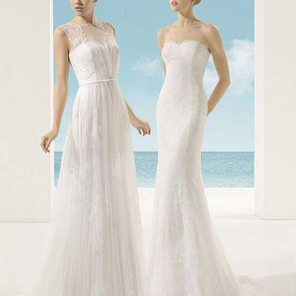 Свадебное платье Vertigo от Rosa Clará Soft