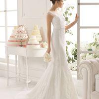 Свадебное платье Almansa от Aire Barcelona.