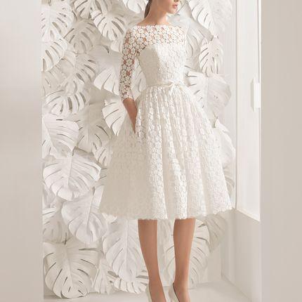 Свадебное платье Rosa Clara, модель Neri.