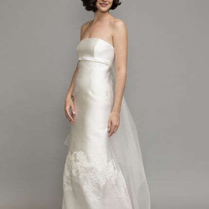 Свадебное платье Tosca, модель Blue velvet