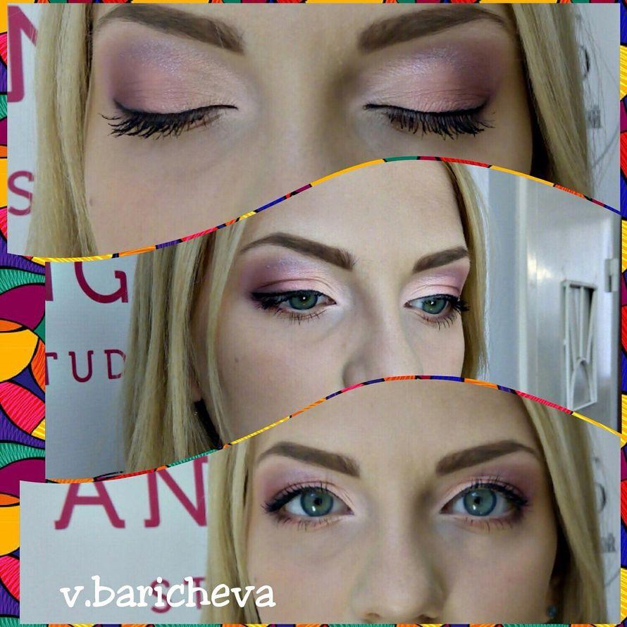 Фото 11873294 в коллекции Профессиональный макияж и причёски - Стилист-визажист Виктория Барычева