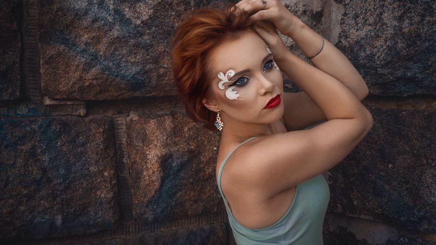 Фото 11873300 в коллекции Профессиональный макияж и причёски - Стилист-визажист Виктория Барычева