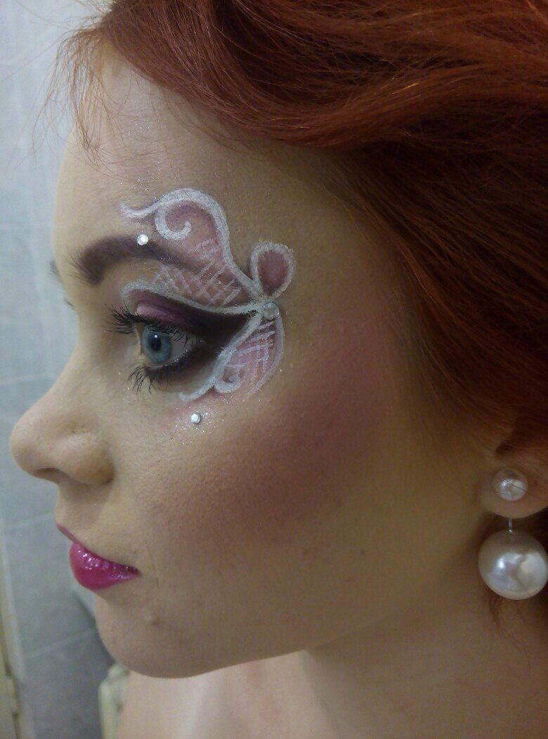 Фото 11873304 в коллекции Профессиональный макияж и причёски - Стилист-визажист Виктория Барычева