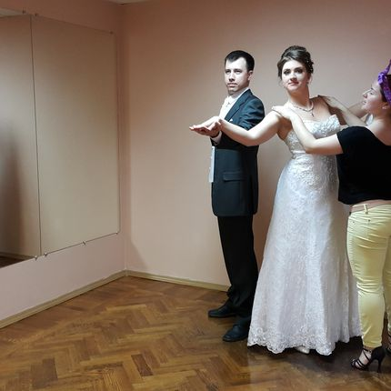 Постановка свадебного танца Express (4 занятия)