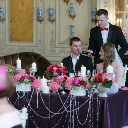 Проведение свадьбы + Dj + свет, 6 часов