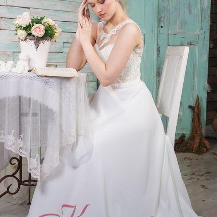 """Свадебное платье """"Златослава"""""""