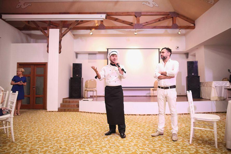 Поющие повара - сюрприз для Фуко - фото 11909118 Наталия Григор - организатор счастливых событий
