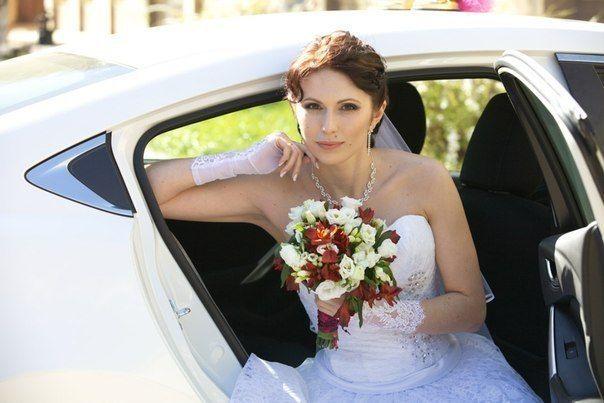 Фото 11946422 в коллекции невесты - Флорист-оформитель Карина Белая