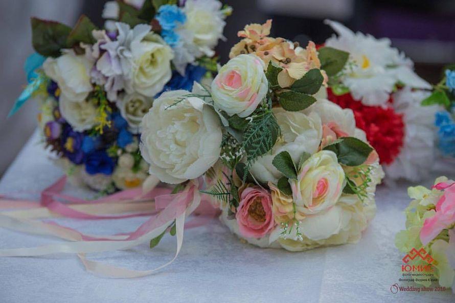Фото 11946428 в коллекции невесты - Флорист-оформитель Карина Белая