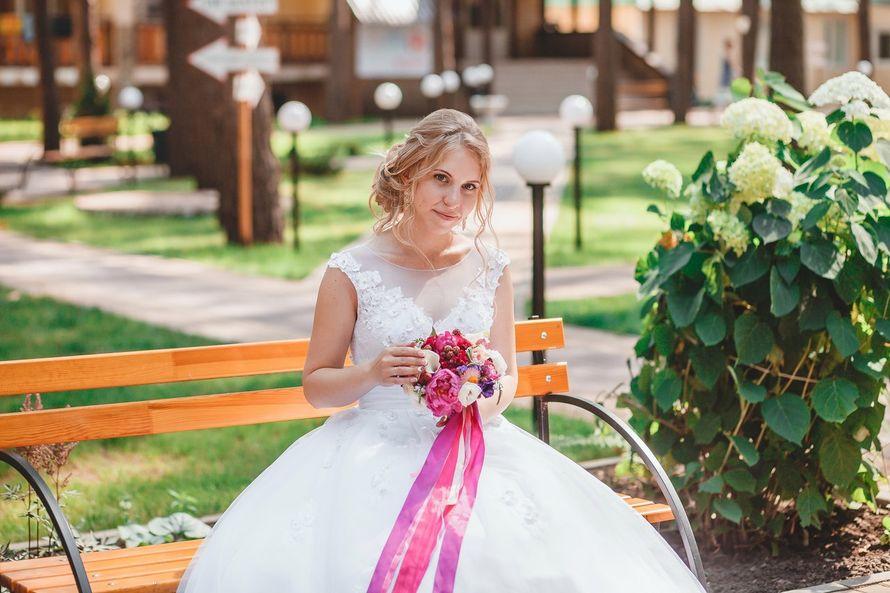 Фото 11946450 в коллекции невесты - Флорист-оформитель Карина Белая