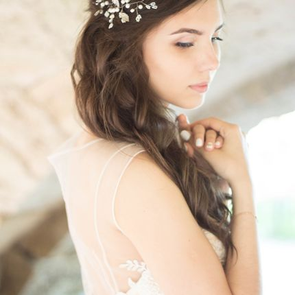 Репитиция свадебного образа