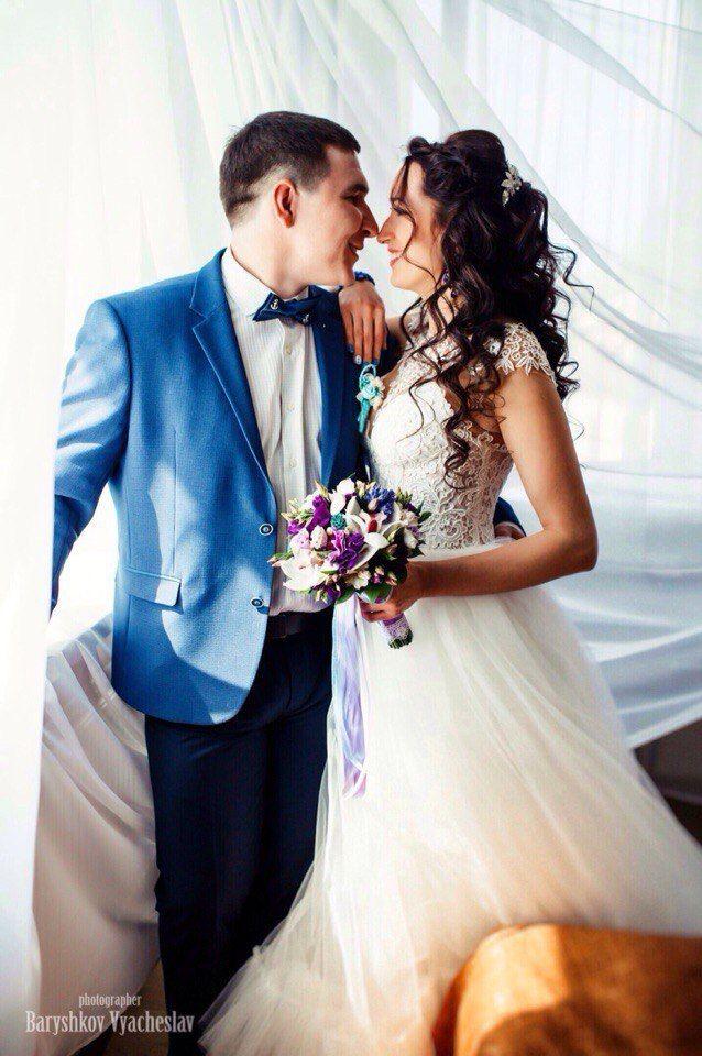 Фото 12021006 в коллекции Наши платья и невесты 2016 - Свадебные и вечерние платья Fashion bar